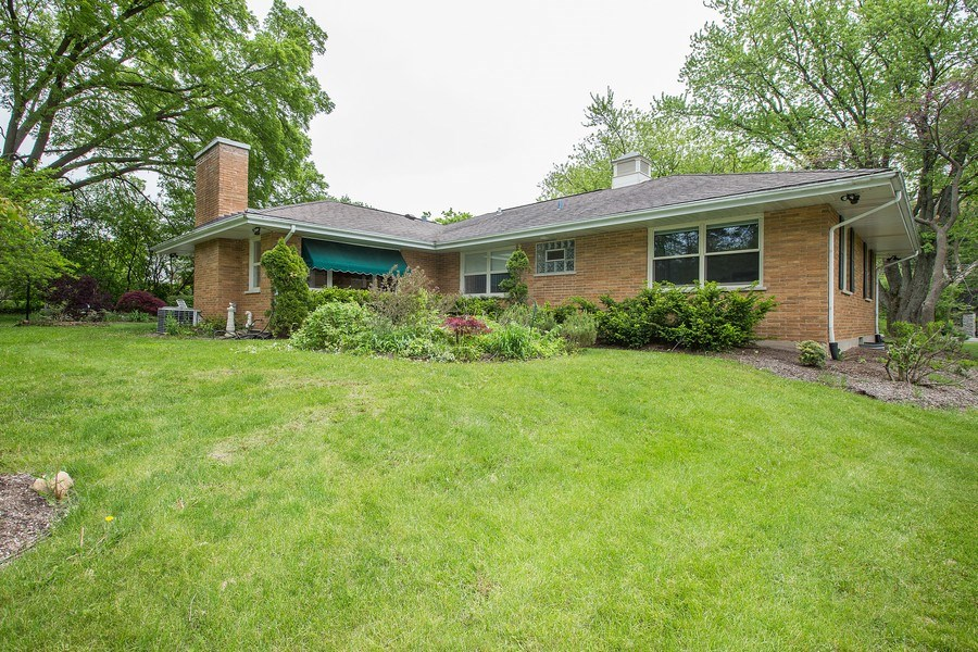 Real Estate Photography - 434 Otis Rd, Barrington, IL, 60010 - Back of Home