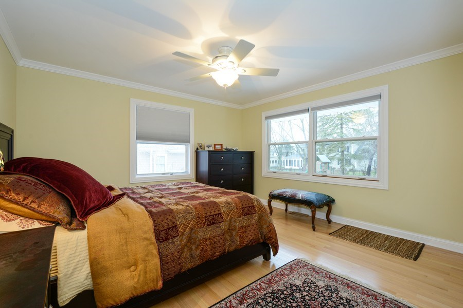 Real Estate Photography - 434 Otis Rd, Barrington, IL, 60010 - Master Bedroom