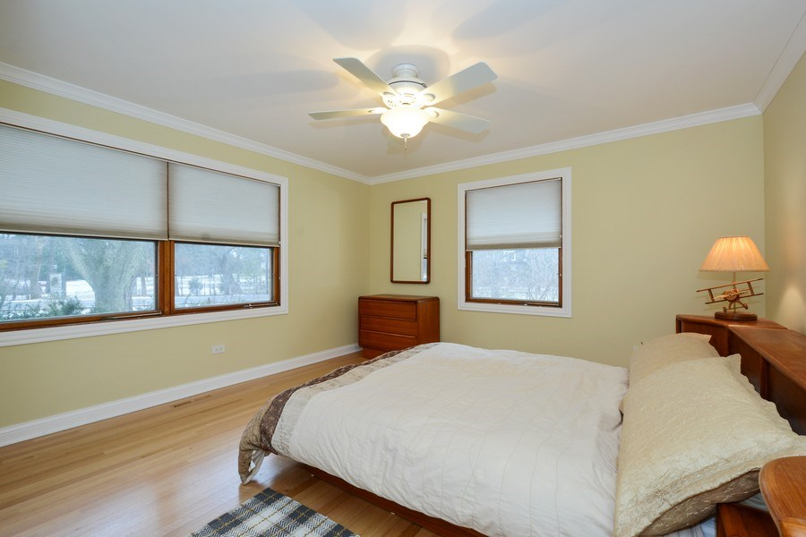 Real Estate Photography - 434 Otis Rd, Barrington, IL, 60010 - 2nd Bedroom