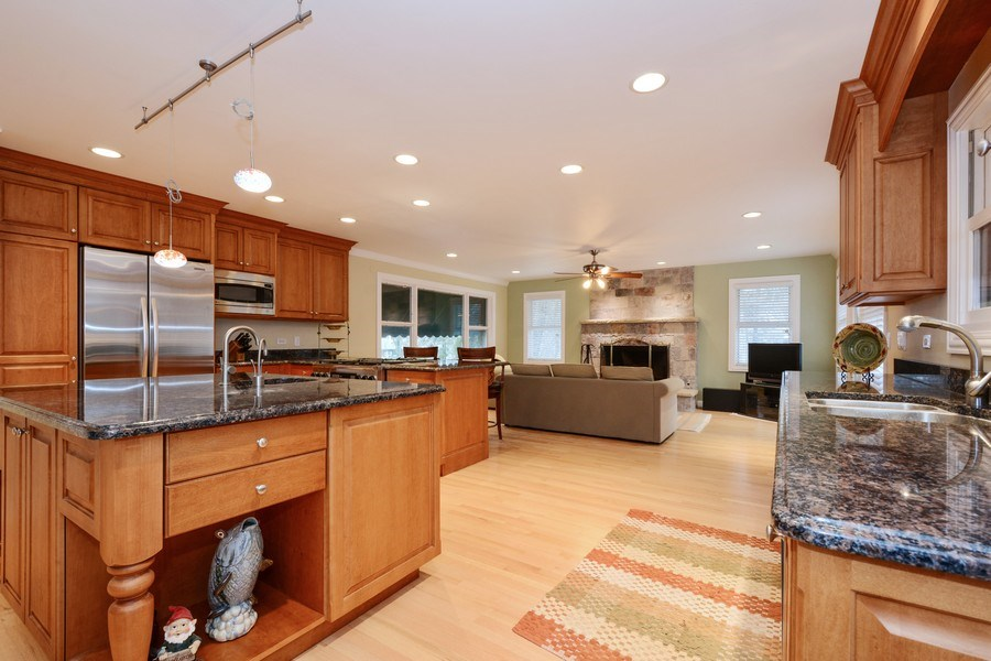 Real Estate Photography - 434 Otis Rd, Barrington, IL, 60010 - Kitchen - 2nd View
