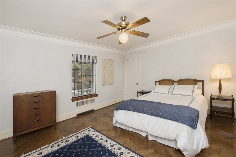 Real Estate Photography - 1020 Chestnut Ave, Wilmette, IL, 60091 - Second Bedroom