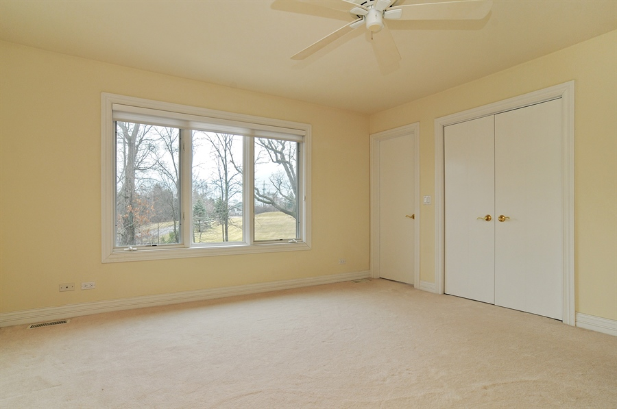 Real Estate Photography - 1071 E Bonner, Wauconda, IL, 60084 - 2nd Bedroom