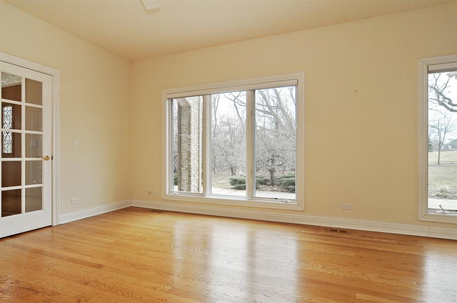 Real Estate Photography - 1071 E Bonner, Wauconda, IL, 60084 - 3rd Bedroom