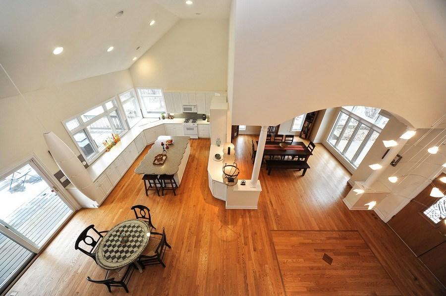 Real Estate Photography - 1071 E Bonner, Wauconda, IL, 60084 - Open First Floor
