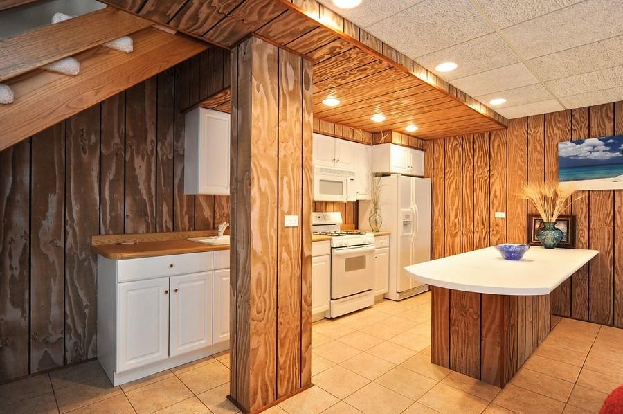Real Estate Photography - 1071 E Bonner, Wauconda, IL, 60084 - 2nd Kitchen