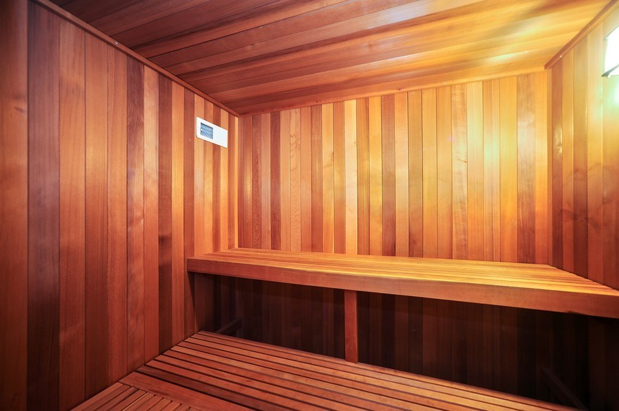 Real Estate Photography - 1071 E Bonner, Wauconda, IL, 60084 - Sauna