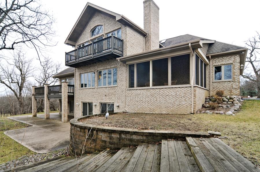 Real Estate Photography - 1071 E Bonner, Wauconda, IL, 60084 - Back Yard