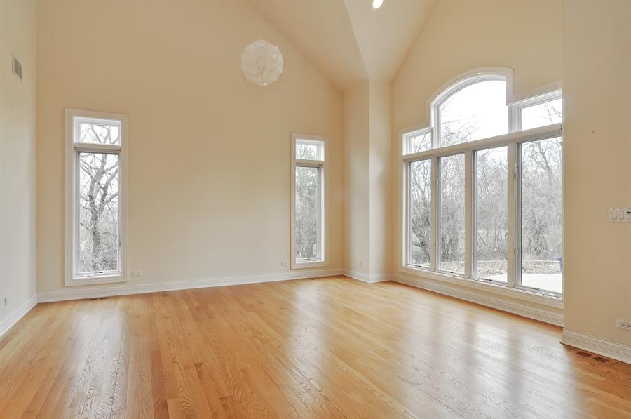 Real Estate Photography - 1071 E Bonner, Wauconda, IL, 60084 - Family Room