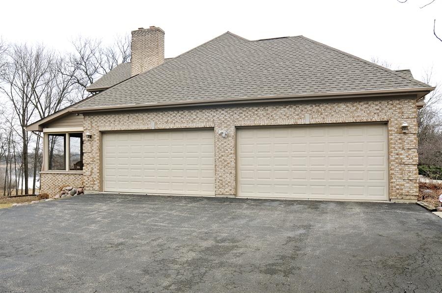 Real Estate Photography - 1071 E Bonner, Wauconda, IL, 60084 - Garage