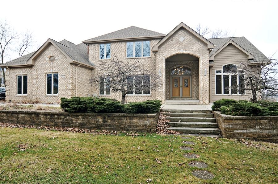 Real Estate Photography - 1071 E Bonner, Wauconda, IL, 60084 - Front View