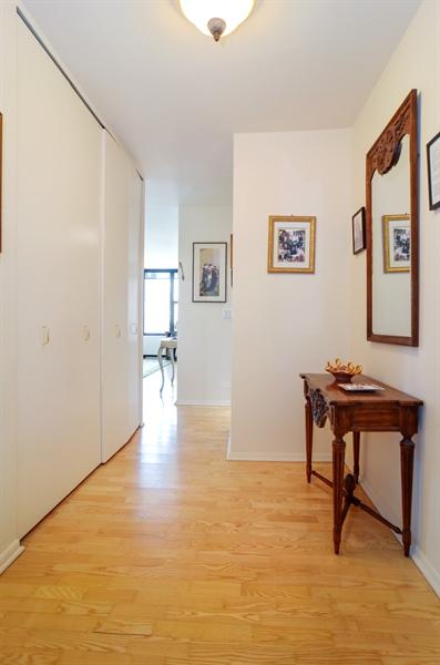 Real Estate Photography - 3150 North Lake Shore Drive, 17F, Chicago, IL, 60657 - Foyer