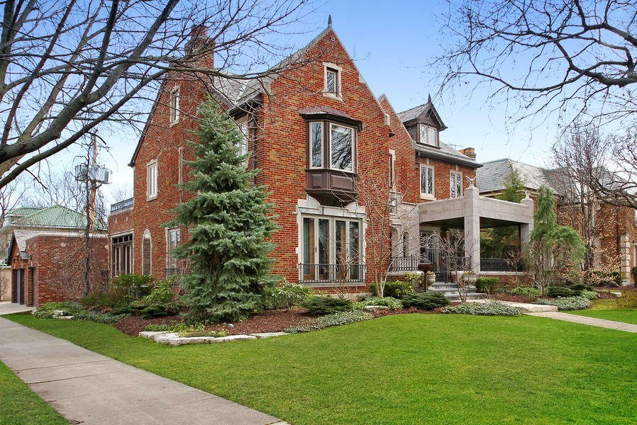 Real Estate Photography - 6087 N Kirkwood, Chicago, IL, 60646 - Front View