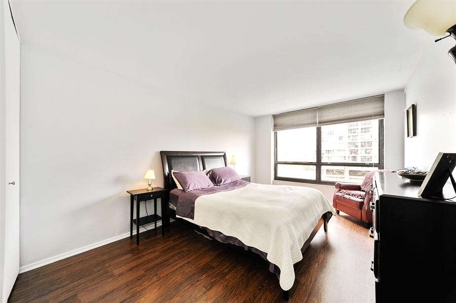Real Estate Photography - 2020 N Lincoln Park West, 3K, Chicago, IL, 60614 - Bedroom