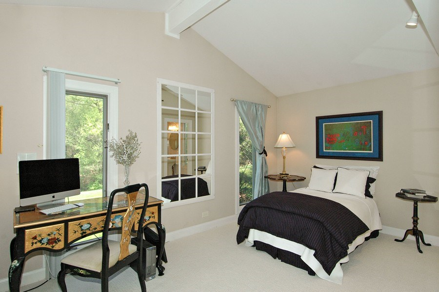 Real Estate Photography - 306 Ridge Rd, Barrington Hills, IL, 60010 - 4th Bedroom