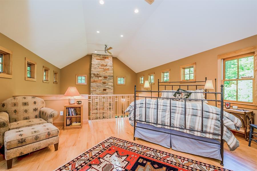 Real Estate Photography - 44 Camp Madron, Buchanan, MI, 49107 - Master Bedroom