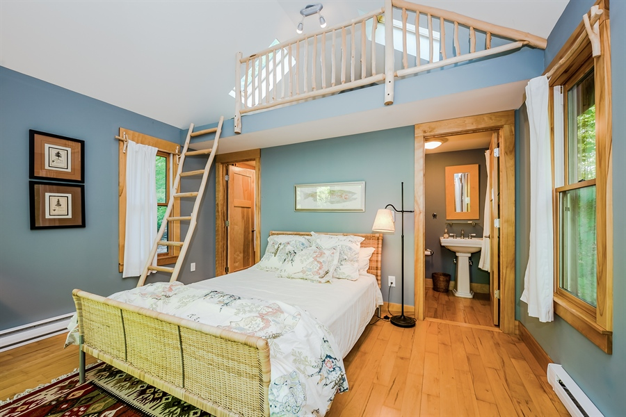 Real Estate Photography - 44 Camp Madron, Buchanan, MI, 49107 - Guest House