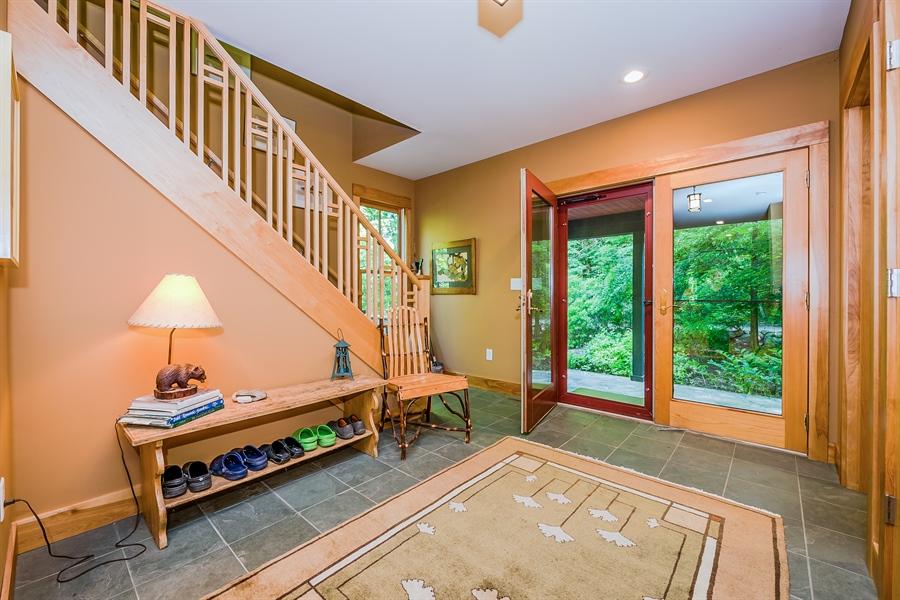 Real Estate Photography - 44 Camp Madron, Buchanan, MI, 49107 - Foyer