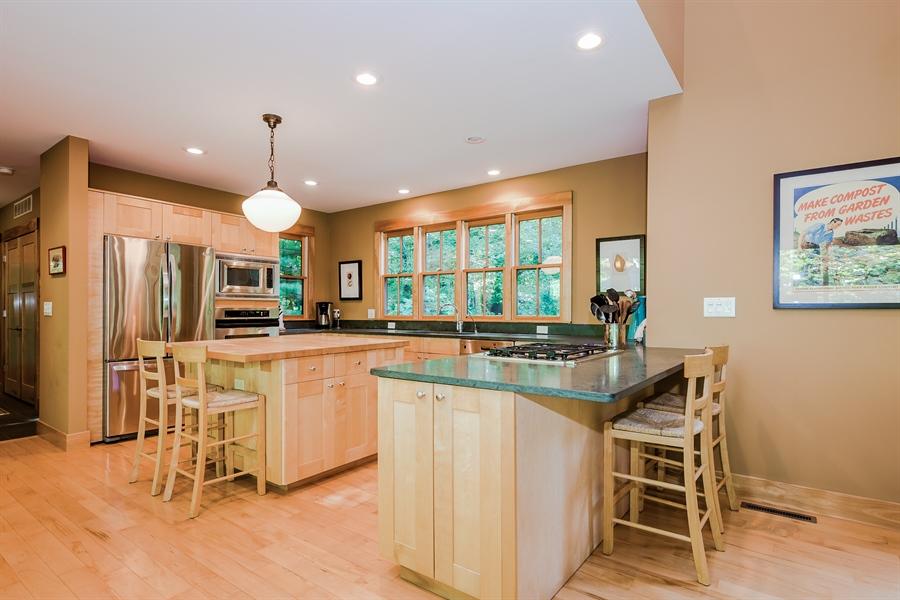Real Estate Photography - 44 Camp Madron, Buchanan, MI, 49107 - Kitchen