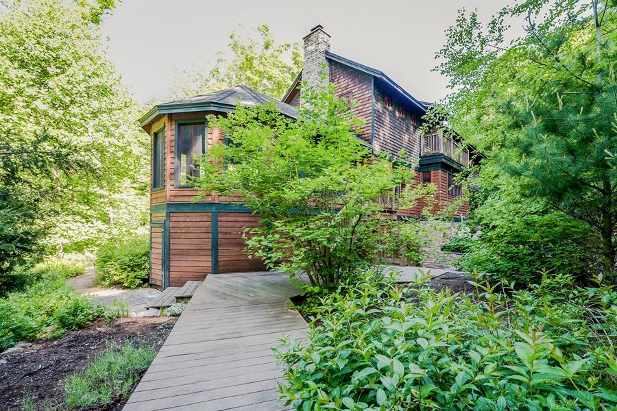 Real Estate Photography - 44 Camp Madron, Buchanan, MI, 49107 - Rear View