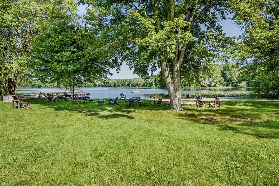 Real Estate Photography - 44 Camp Madron, Buchanan, MI, 49107 - Lake View