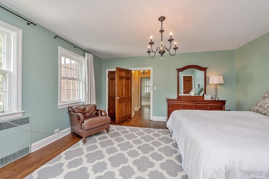 Real Estate Photography - 3022 Payne St, Evanston, IL, 60201 - Master Bedroom