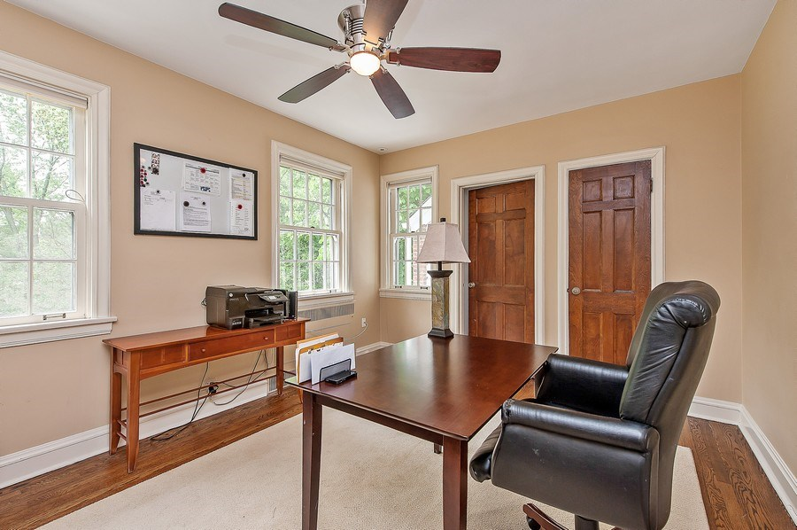 Real Estate Photography - 3022 Payne St, Evanston, IL, 60201 - 3rd Bedroom