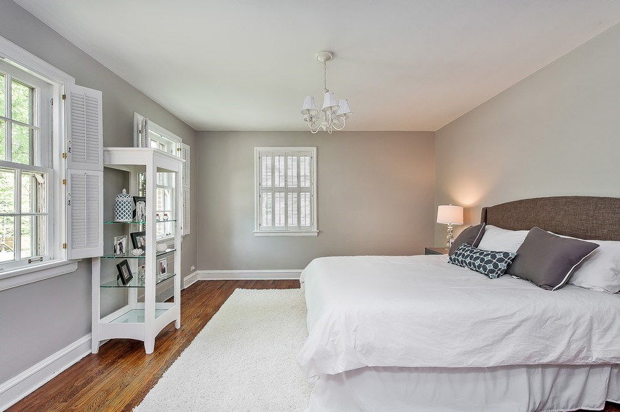 Real Estate Photography - 3022 Payne St, Evanston, IL, 60201 - 5th Bedroom