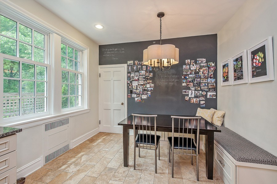 Real Estate Photography - 3022 Payne St, Evanston, IL, 60201 - Breakfast Area