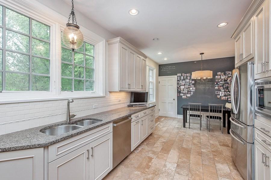 Real Estate Photography - 3022 Payne St, Evanston, IL, 60201 - Kitchen