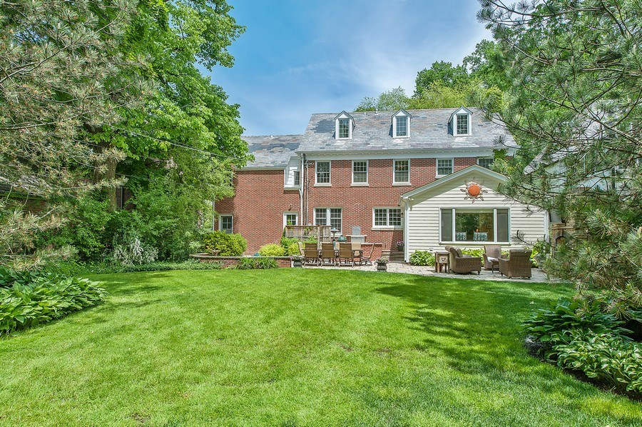 Real Estate Photography - 3022 Payne St, Evanston, IL, 60201 - Rear View