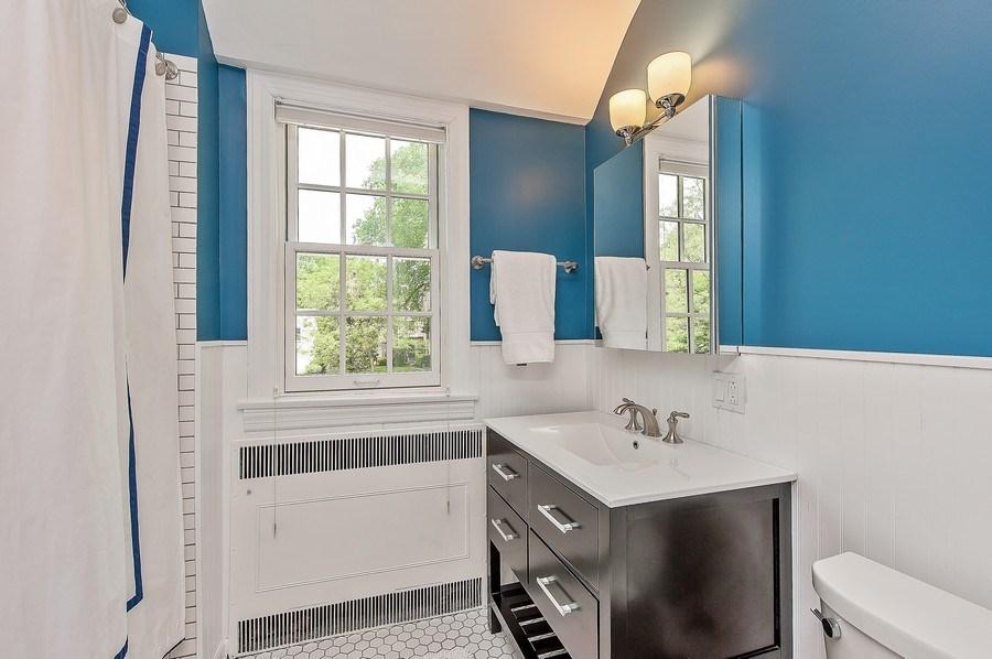 Real Estate Photography - 3022 Payne St, Evanston, IL, 60201 - 2nd Bathroom