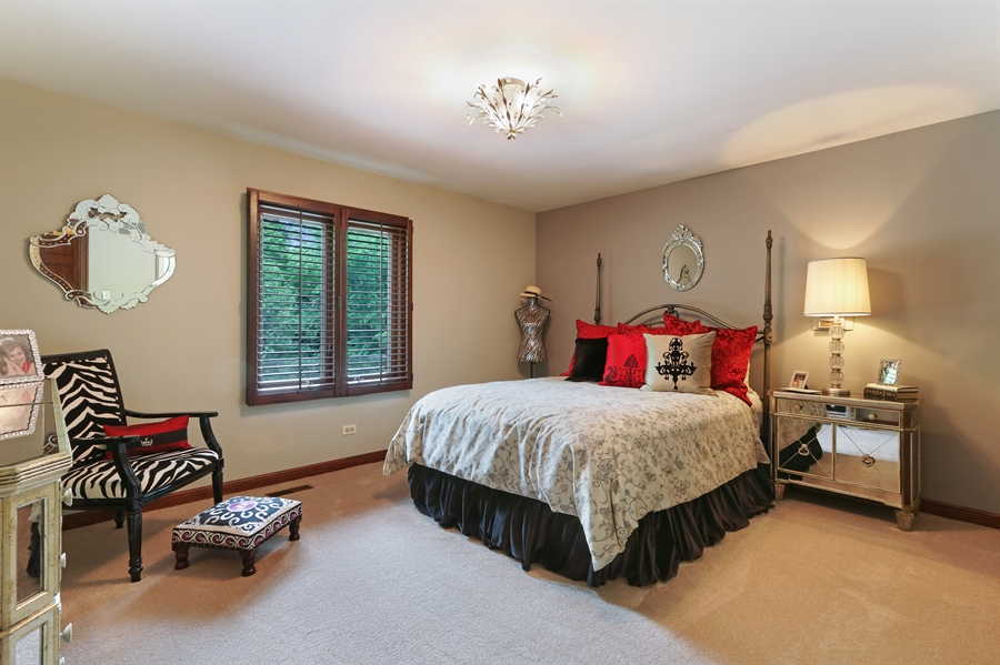 Real Estate Photography - 4541 Tall Oak Ln, Rolling Meadows, IL, 60008 - 2nd Bedroom