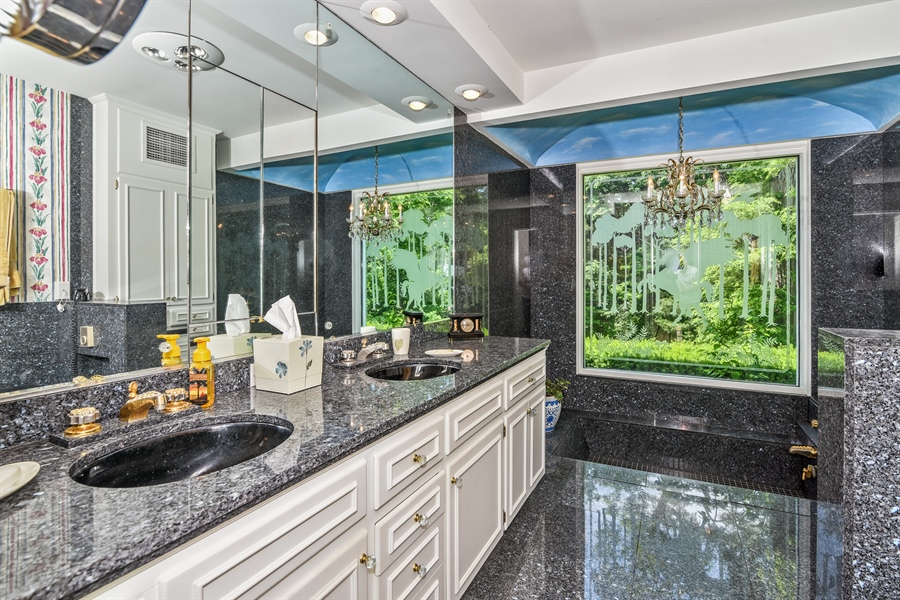 Real Estate Photography - 1744 M63, Benton Harbor, MI, 49022 - Master Bathroom