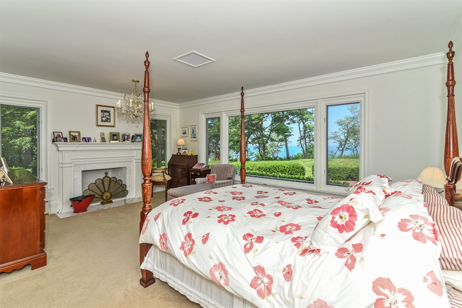 Real Estate Photography - 1744 M63, Benton Harbor, MI, 49022 - Master Bedroom
