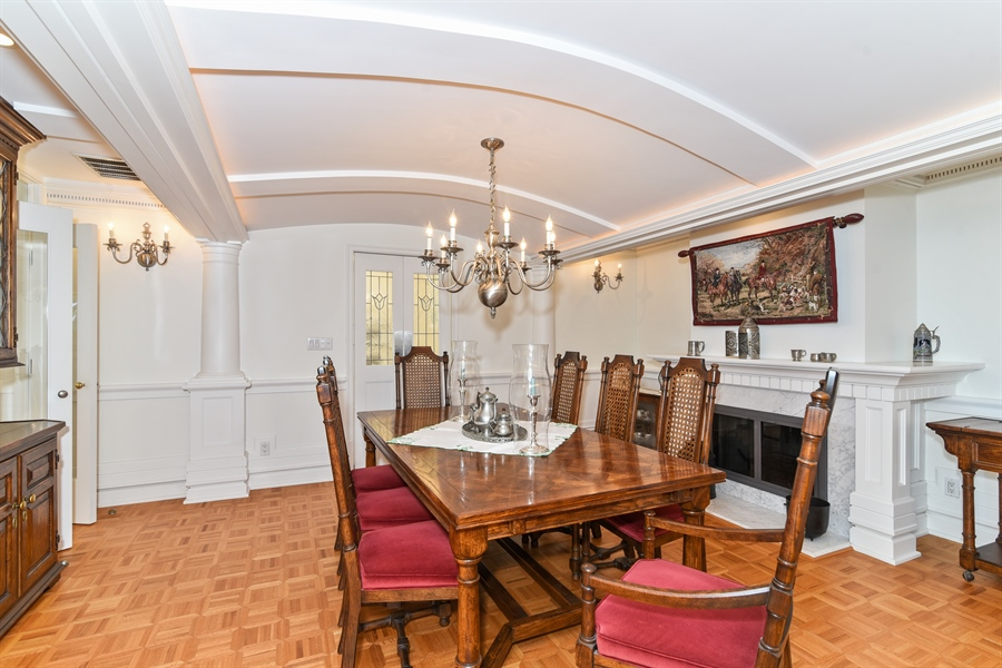 Real Estate Photography - 1744 M63, Benton Harbor, MI, 49022 - Dining Room