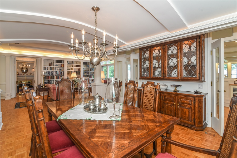 Real Estate Photography - 1744 M63, Benton Harbor, MI, 49022 - Formal Dining Room