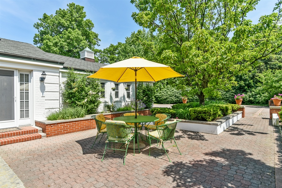 Real Estate Photography - 1744 M63, Benton Harbor, MI, 49022 - Patio