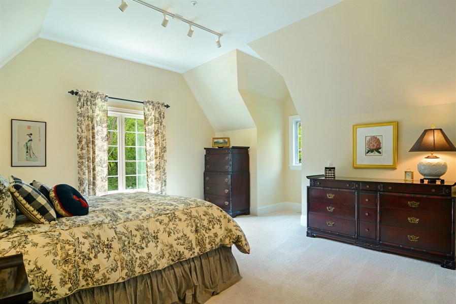 Real Estate Photography - 4302 Olde Indian Creek Ln, Long Grove, IL, 60047 - Bedroom