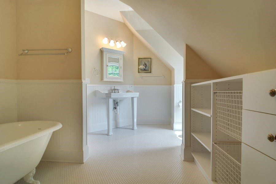 Real Estate Photography - 4302 Olde Indian Creek Ln, Long Grove, IL, 60047 - Bathroom