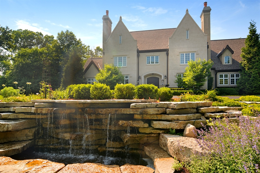 Real Estate Photography - 4302 Olde Indian Creek Ln, Long Grove, IL, 60047 - Front View