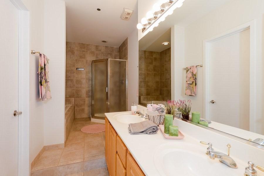 Real Estate Photography - 910 S Michigan Avenue, 1705, Chicago, IL, 60605 - Master Bathroom