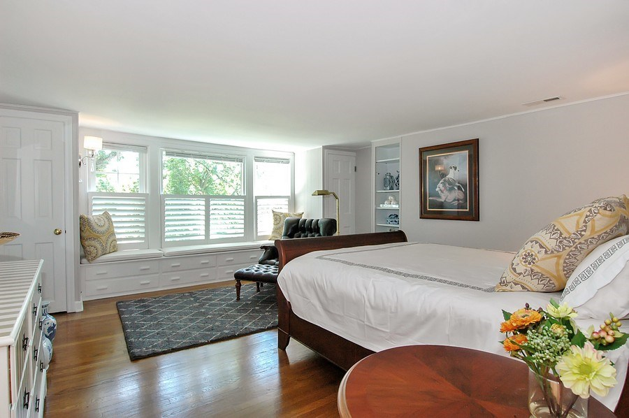 Real Estate Photography - 209 Kelsey Rd, Barrington, IL, 60010 - 2nd Bedroom