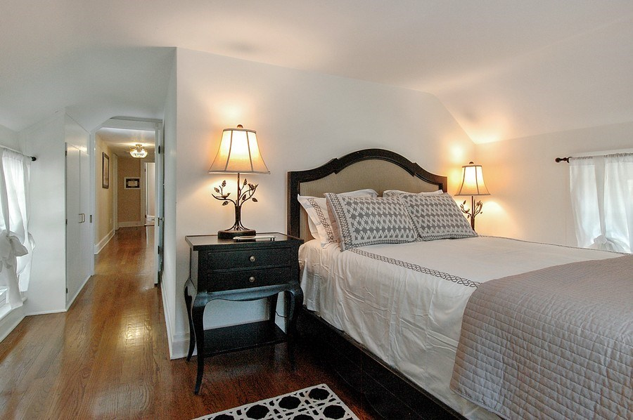 Real Estate Photography - 209 Kelsey Rd, Barrington, IL, 60010 - 3rd Bedroom