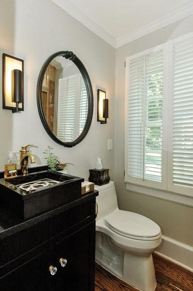 Real Estate Photography - 209 Kelsey Rd, Barrington, IL, 60010 - 1st Floor Full Bath