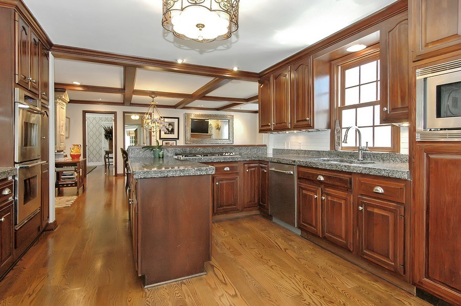 Real Estate Photography - 209 Kelsey Rd, Barrington, IL, 60010 - Kitchen 2