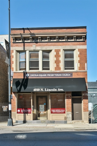 Real Estate Photography - 4910 N Lincoln Ave, 2, Chicago, IL, 60625 - Front View