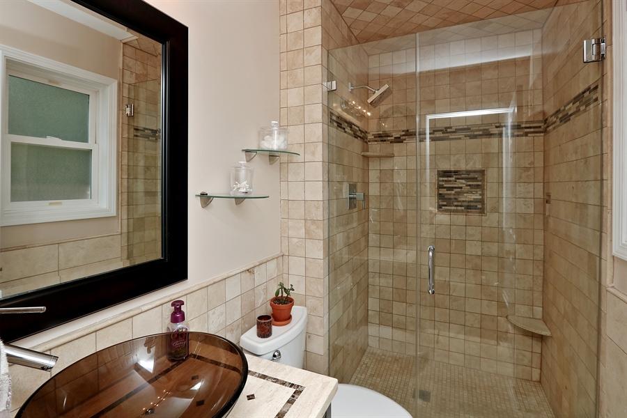 Real Estate Photography - 20745 W Genoa Ave, Lake Villa, IL, 60046 - Master Bathroom