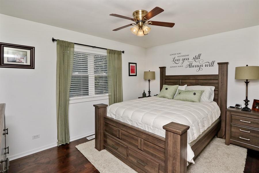 Real Estate Photography - 20745 W Genoa Ave, Lake Villa, IL, 60046 - Master Bedroom