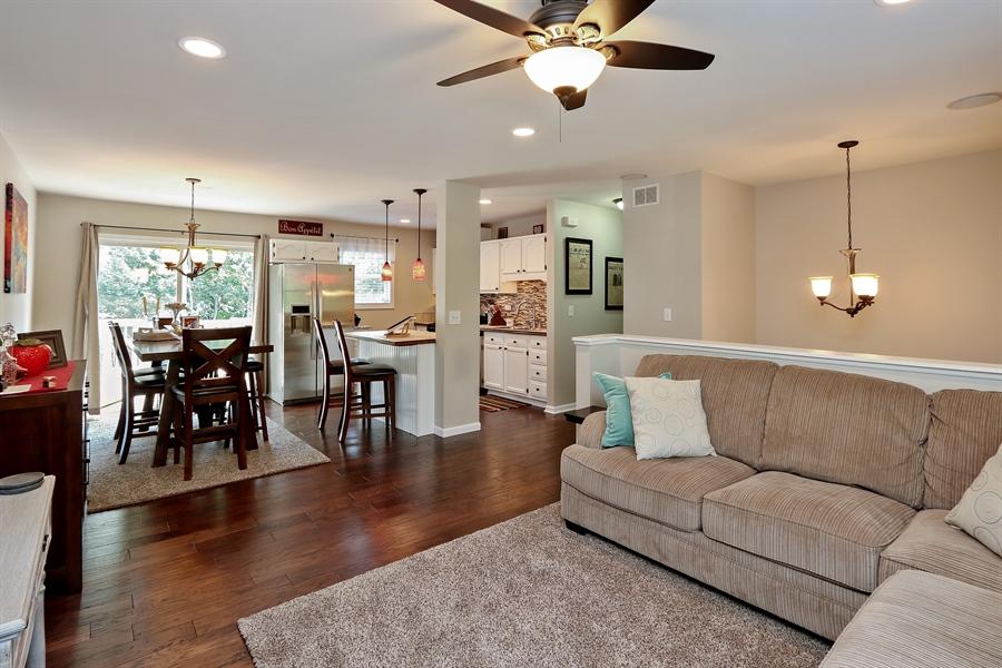 Real Estate Photography - 20745 W Genoa Ave, Lake Villa, IL, 60046 - Living Room