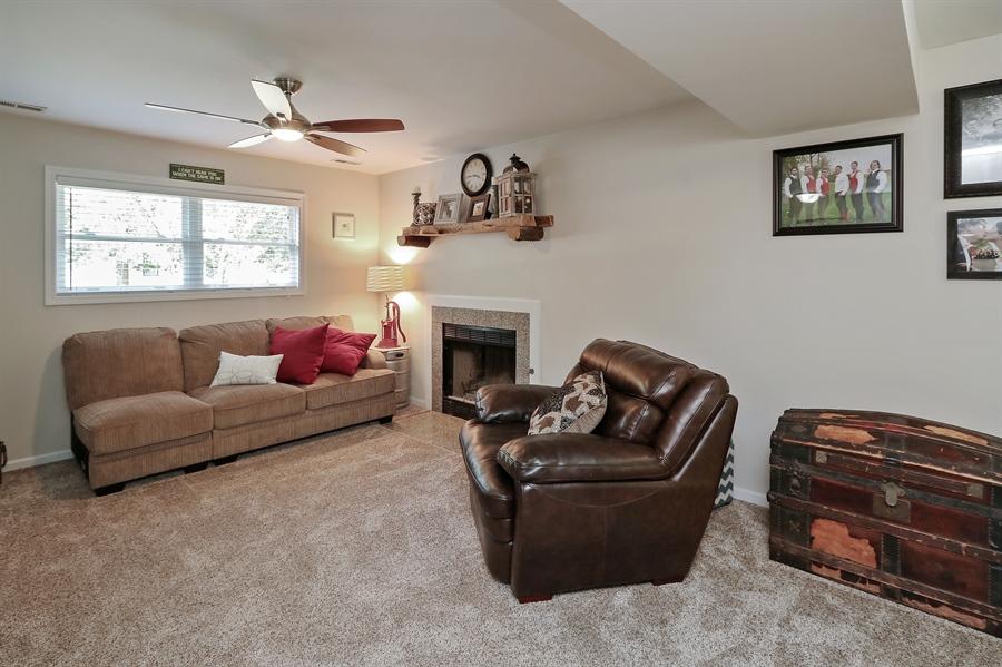 Real Estate Photography - 20745 W Genoa Ave, Lake Villa, IL, 60046 - Recreational Room